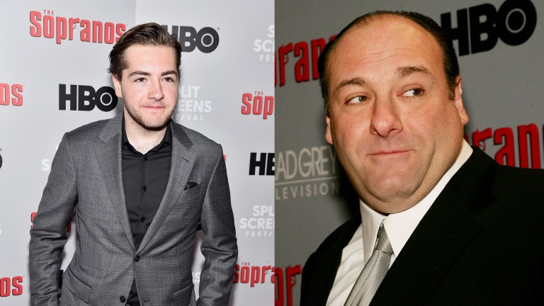 James Gandolfini , Michael Gandolfinopranos, HBO