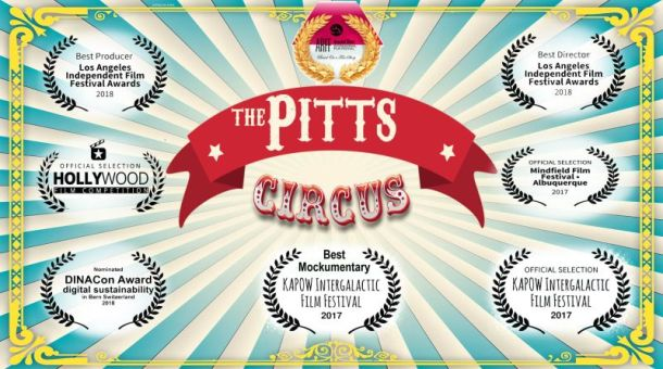 The Pitts Circus, Cult Report, Ethereum Movie Venture, Ken Fanning, Film,