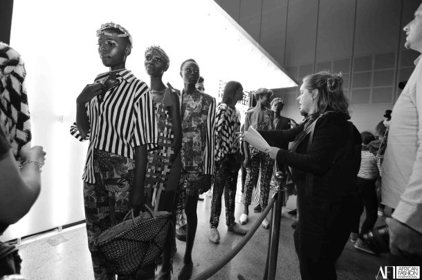 AFI CTFW, Cult Report, Fashion Week, Cape Town Fashion Week 2019, African Fashion, African Fashion International, Fashion, African clothing, African Designers, Motsepe Foundation, South African Fashion, Backstage, Behind The Scenes,
