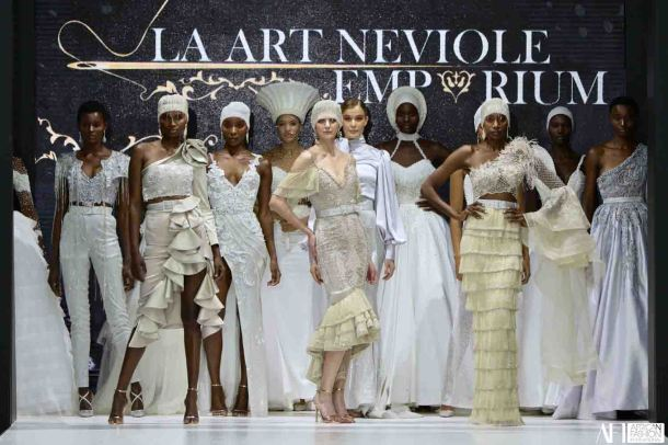 AFI CTFW, Cult Report, Fashion Week, Cape Town Fashion Week 2019, African Fashion, African Fashion International, Fashion, African clothing, African Designers, Motsepe Foundation, South African Fashion, Neville Masondo, African Fashion Designers