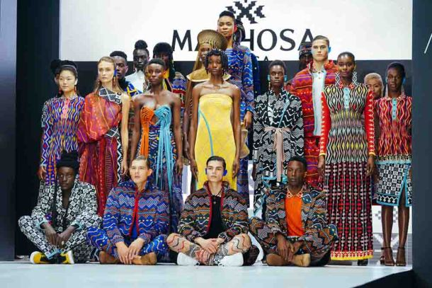 AFI CTFW, Cult Report, Fashion Week, Cape Town Fashion Week 2019, African Fashion, African Fashion International, Fashion, African clothing, African Designers, Motsepe Foundation, South African Fashion, Maxhosa by Laduma, Maxhosa, African Fashion Designer, Fashion Designer