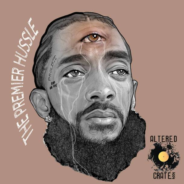 DJ Tiger, Nipsey Hussle, Altered Crates, Cult Report, Mixtapes, Hip Hop music, Rap Music, The Premier Hussle Mixtape, DJ Premier,