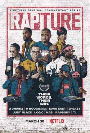 Netflix's Hip-Hop Doc Series 'Rapture'