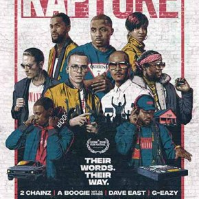 Netflix's Hip-Hop Doc Series 'Rapture'