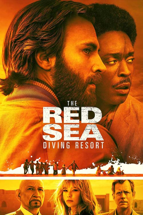 Out Of Africa Entertainment, Gideon Raff, Cult Report, Netflix Originals, Netflix, Films, South African Blogs, Culture Blogs, Cape Town Blogs, Chris Evans, Haley Bennett, Alessandro Nivola, Michael Kenneth Williams, Michiel Huisman, Greg Kinnear, Ben Kingsley, The Red Sea Diving Resort, South African Film Commission,