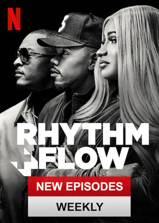Cult Report, New Netflix Series, Netflix Rhythm + Flow, Hip Hop Competition series, Hip Hop Talent contest, Cape Town Music websites, South African music blogs, Hip Hop music, Cardi B, Chance The Rapper, T.I rap artist, Reality TV music series, Netflix series, Rap music competition, New Netflix series 2019, culture,