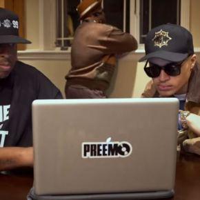 Watch Guru's son rap in Gang Starr's latest musicvideo