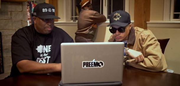 Gang Starr, DJ Premier, Cult Report, Cape Town Music Website, Culture, GURU Rap artist, Keith Elam, Gang Starr One Of The Best Yet album, Hip Hop Music, Brooklyn New York, Hip Hop Music, Rap Music, Gang Starr Bad Name, New Rap Albums 2019