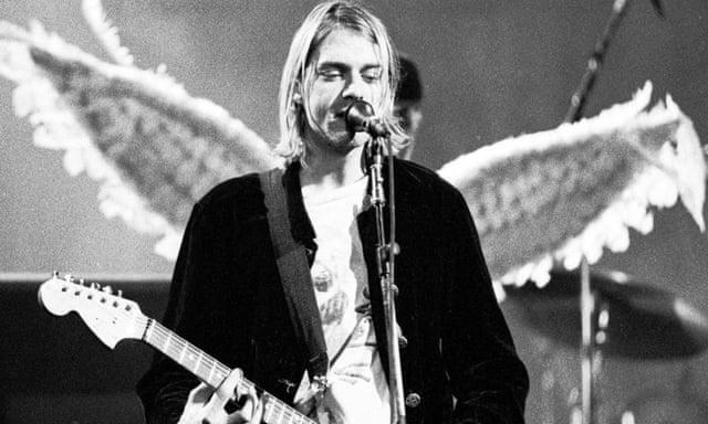 Kurt Cobain, Nevermind, Cult Report, Kurt Cobain, In Utero, Nirvana Rock Band,