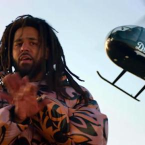 Watch | J. Cole brings the heat with new Amari videodrop
