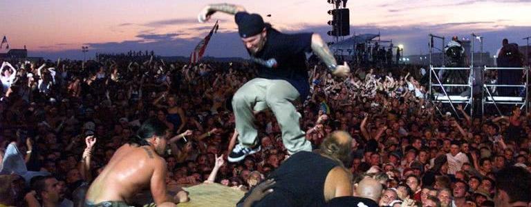 Cult Report, Woodstock 1999, Woodstock 99 documentary films, HBO Originals,